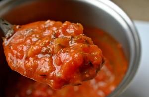 トマト 加熱1