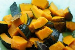 かぼちゃ 皮 栄養2