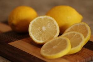 レモン 熱