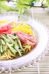 冷麺 カロリー 糖質