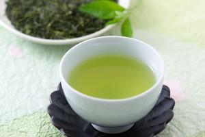 緑茶 効果 肌1
