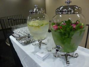 レモン水 ハーブ水