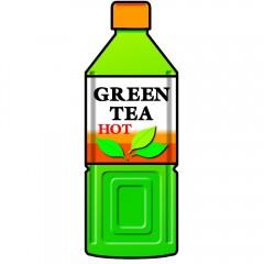 緑茶 ペットボトル2