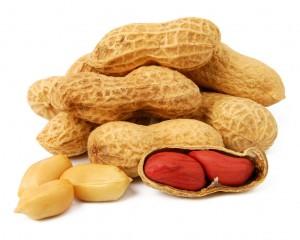 ピーナッツ 栄養 皮1